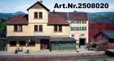 """Bahnhof """"Gehtnich"""", 3D, Spur 1"""